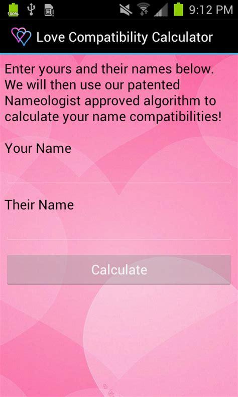 Astrological Love Calculator