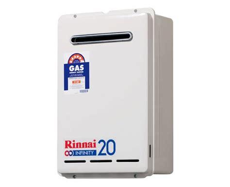 Rinnai Infinity 20 Gas Hot Water System  Sa Hot Water