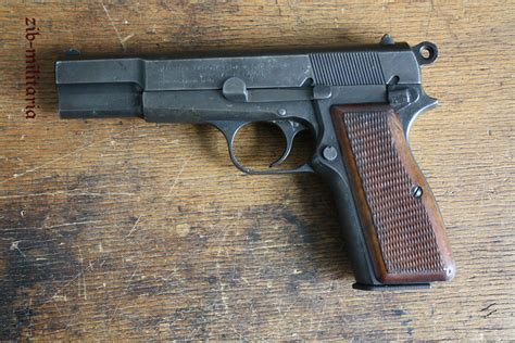 Fn High Power Wh, Deactivated Pistol
