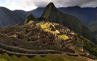 Wallpapers Machu Picchu Historical Place Six Geographic