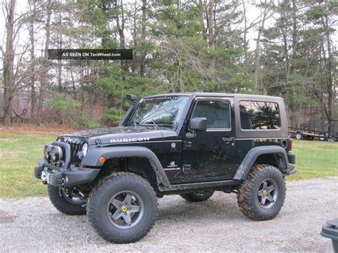 2008 Aev Jeep Wrangler Rubicon Sport Utility 2