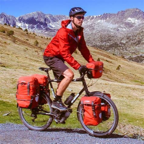 Bicycle Touring Pro - YouTube