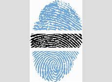 Free illustration Botswana, Flag, Fingerprint Free