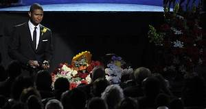 Memorial Service For Michael Jackson Draws Thousands Of ...
