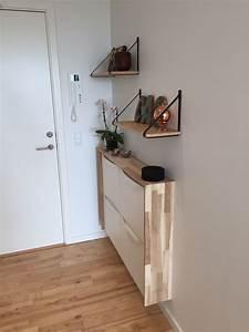 Ikea Hacks Flur : skoskab2 boligindretning skoskab skoskabe stue indretning ~ Orissabook.com Haus und Dekorationen