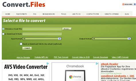 file converter tools blueblotscom