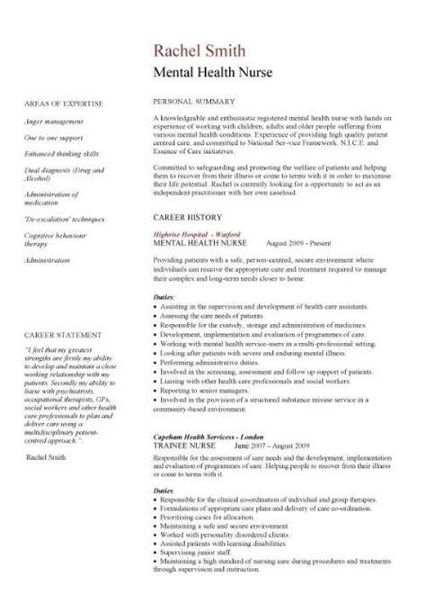 Nursing Home Cv Exle by Nursing Cv Template Resume Exles Sle