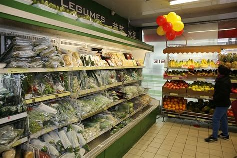 quartier chinois à epicerie chinoise tang frères epicerie asiatique tang frères 2 rayons fruits exotiques