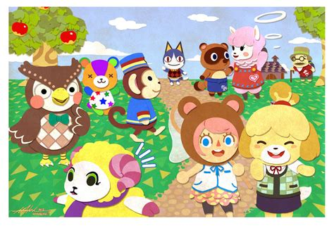 Where Do You Buy Wallpaper In Animal Crossing New Leaf - animal crossing new leaf by betrayal and wisdom on deviantart