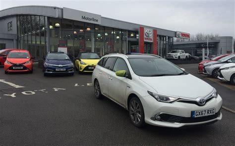 Extended Test 2017 Toyota Auris Hybrid Touring Sports