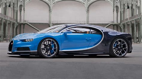 Bugatti Chiron Doc Details How The Company Builds The W16 ...