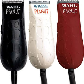wahl peanut hair clipper trimmer