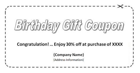 coupon template word sadamatsu hp