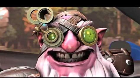 dota 2 sniper troll youtube
