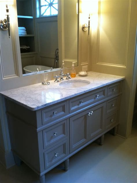 custom cabinet furniture bath vanity inset doors