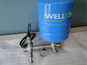 Well X Trol Wx101 Tank   Stainless Steel Constant Pressure