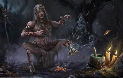 Voodoo Witch Shaman Doll Magic Witchcraft Wallpapers