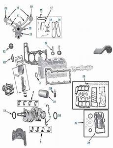 3 7l Engine Parts - Jeep Liberty 3 7 Engine Diagram