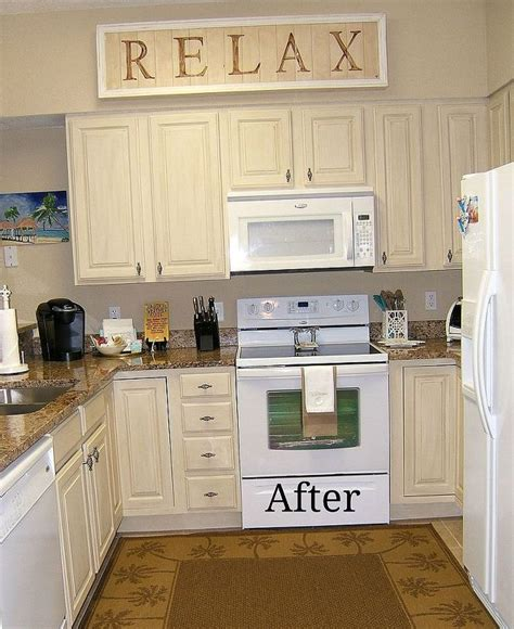 kitchen cabinet painting cost kitchen cabinet remake pickled to beachy hometalk