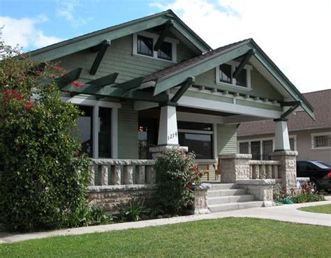 Find the best craftsman house plan to make you happy. Beautiful Craftsman Architecture...What A Treasure! on ...