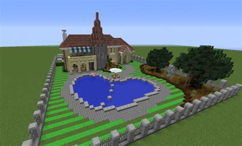 modern house  backyard blueprints  minecraft houses castles towers   grabcraft