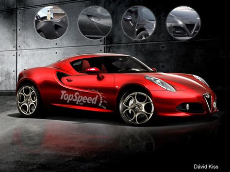 Alfa Romeo 4c Will Also Get Racing, Stradale And Roadster