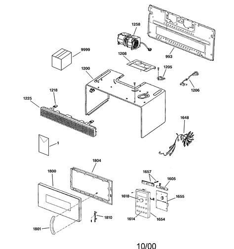 replace door handle  ge advantium oven model scabbb