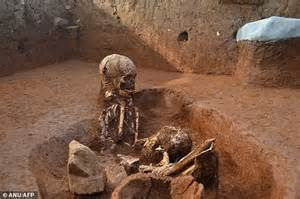 Laos ancient burials found suggesting stone vessels were ...