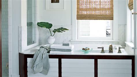 Beach House Bathrooms-coastal Living
