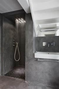 stunning douche salle de bain castorama contemporary With carrelage adhesif salle de bain avec armoire avec led