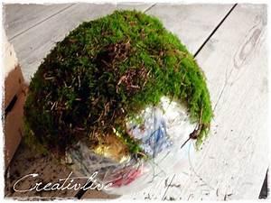 Mit Moos Basteln : mooskugel kranz creativlive ~ Whattoseeinmadrid.com Haus und Dekorationen