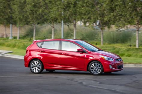 2016 Hyundai Accent Brings Subtle Changes, Prices Start At