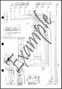 1971 Ford Bronco Econoline Wiring Diagram Original E100 E200 E300 Van Electrical