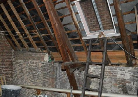 oud dak zelf te vervangen  niet bouwinfo