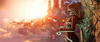 Bioshock Infinite Wallpapers Desktop Backgrounds Games Computer