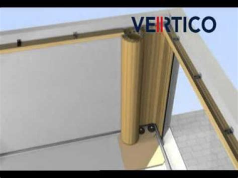 the corner door sws vertico the corner garage door installation