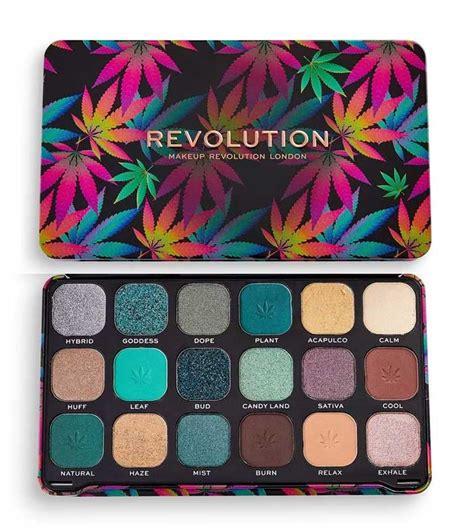 comprar revolution good vibes paleta de sombras  flawless chilled maquillalia