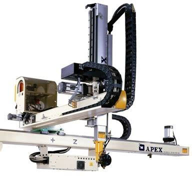 Series Beam Robot From Apex Systems Inc Quote