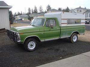 1974 Ford F-100 - Pictures
