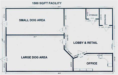dog daycare design