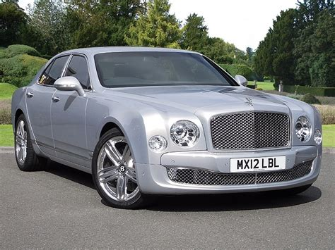 bentley silver bentley mulsanne now available for hire