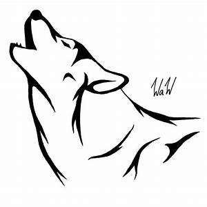 Wolf Tribal by krupping on DeviantArt