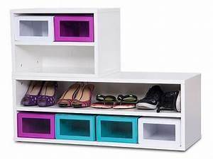 Meuble à Chaussures Original : le meuble chaussure 20 id es de meubles design ~ Teatrodelosmanantiales.com Idées de Décoration