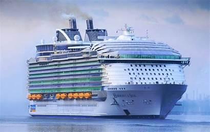 Oasis Harmony Seas Ship Cruise Ms Class