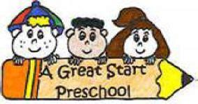 a great start preschool 422 | AGSP Logo