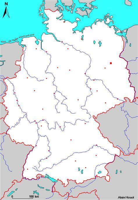 Fond De Carte Vierge Villes by Allemagne