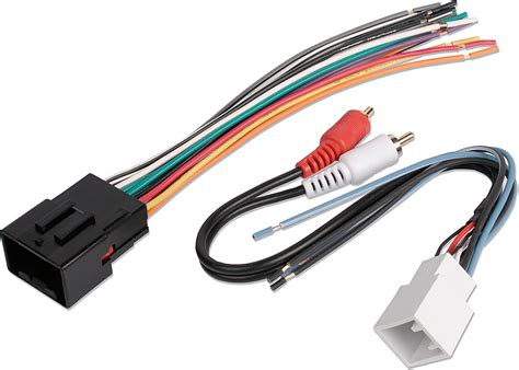 2002 Ford Mustang Stereo Wiring Harnes by Metra 70 5519 Receiver Wiring Harness Connect A New Car