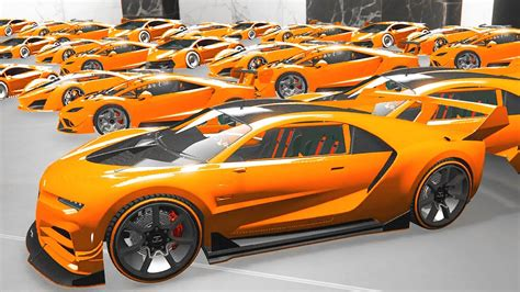 0,000,000 World ۪s Most Expensive Car Garage! (gta 5