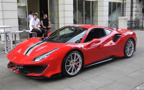 488 Pista Modification by 488 Pista 21 2018 Autogespot