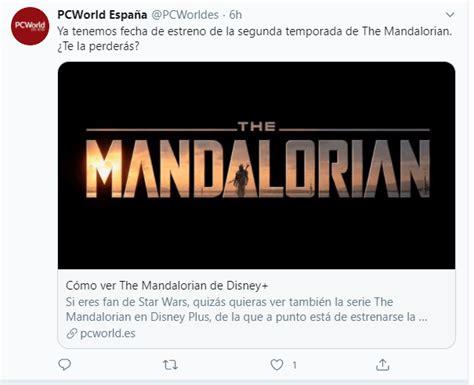 The Mandalorian Season 2 Release Date Announced